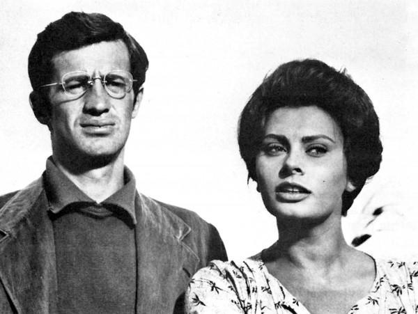 Jean-Paul Belmondo, Sophia Loren