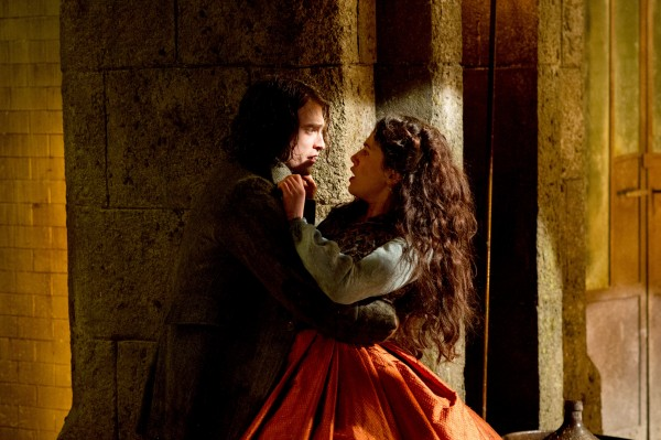 Daniel Radcliffe, Jessica Brown Findlay