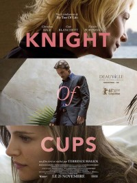 Knight of Cups, Affiche
