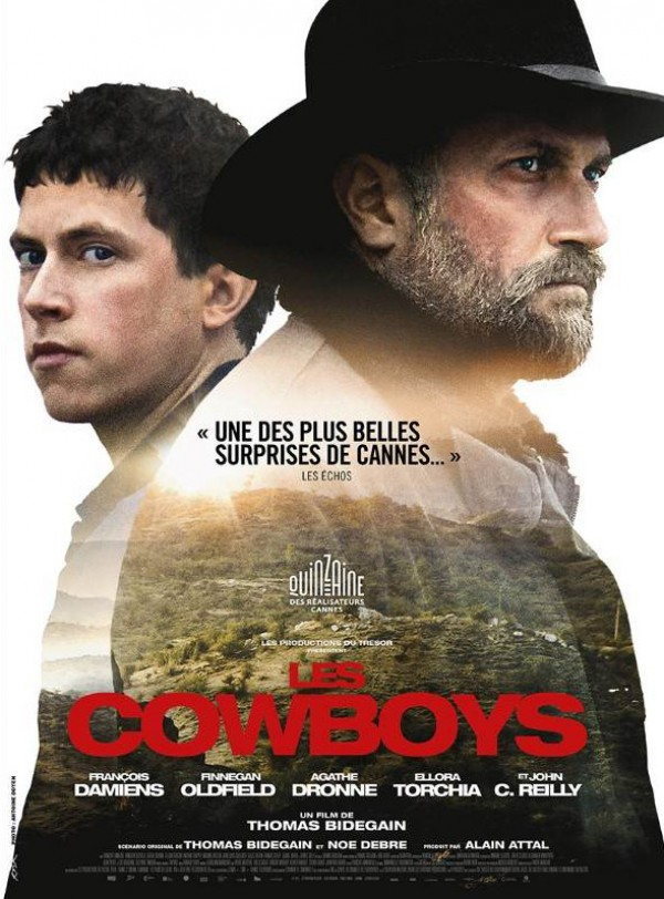 Les Cow-boys, Affiche