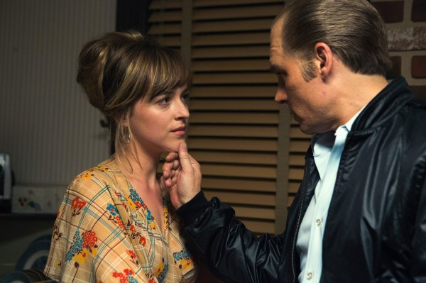 Dakota Johnson, Johnny Depp