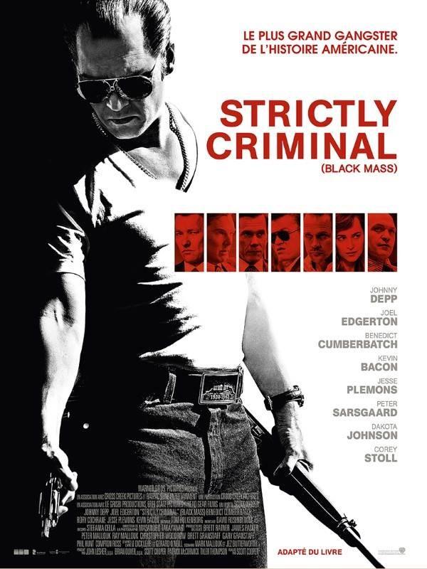 Strictly Criminal, Affiche