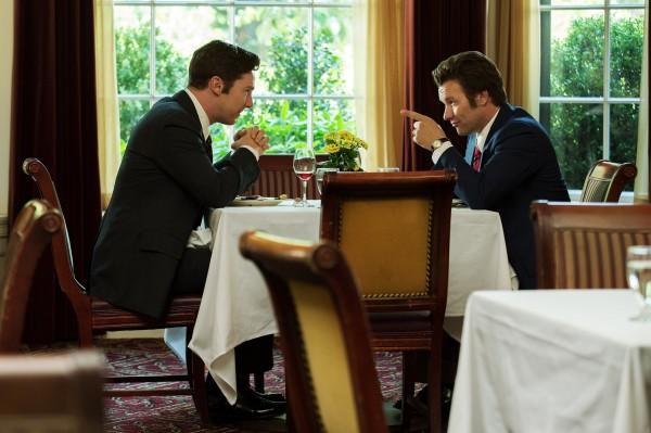 Benedict Cumberbatch, Joel Edgerton