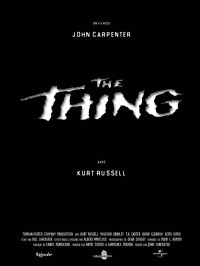 The Thing, Affiche