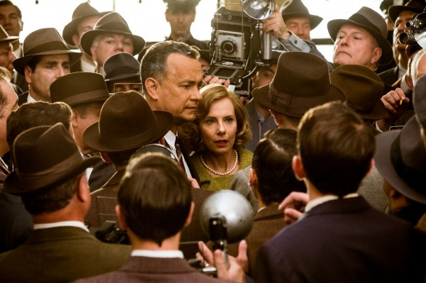 Tom Hanks, Amy Ryan