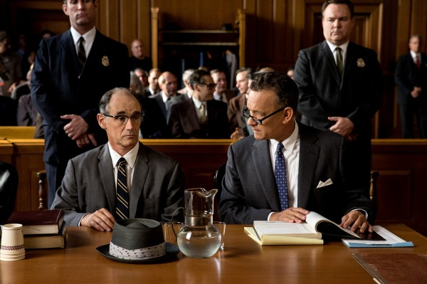 Mark Rylance, Tom Hanks