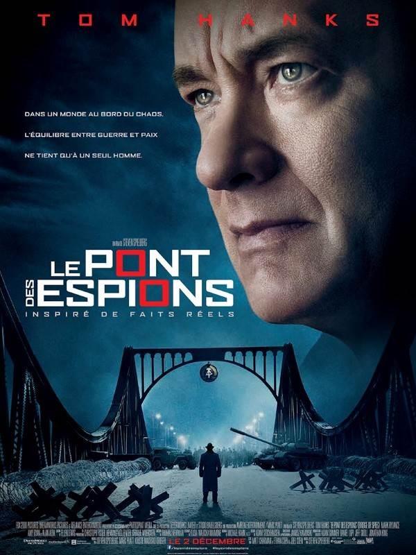 Le Pont des espions, Affiche