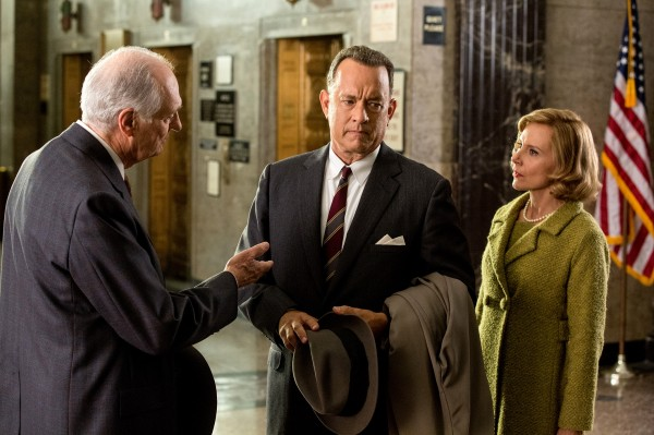 Alan Alda, Tom Hanks, Amy Ryan