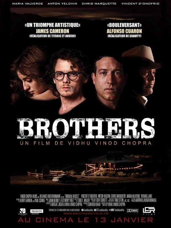 Brothers, Affiche