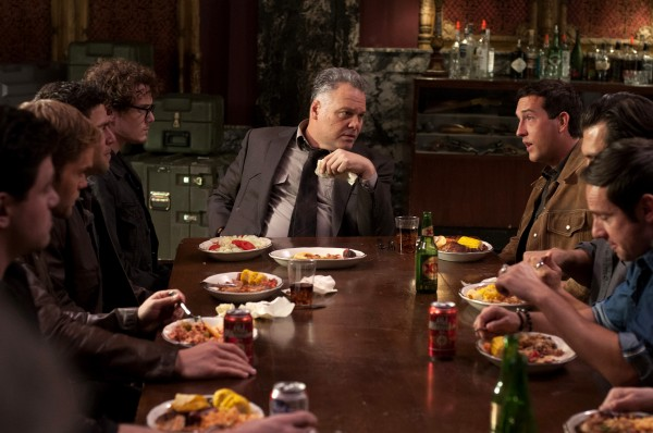 Personnages, Anton Yelchin, Vincent D'Onofrio, Chris Marquette