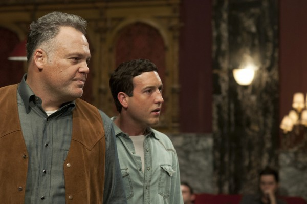 Vincent D''Onofrio, Chris Marquette
