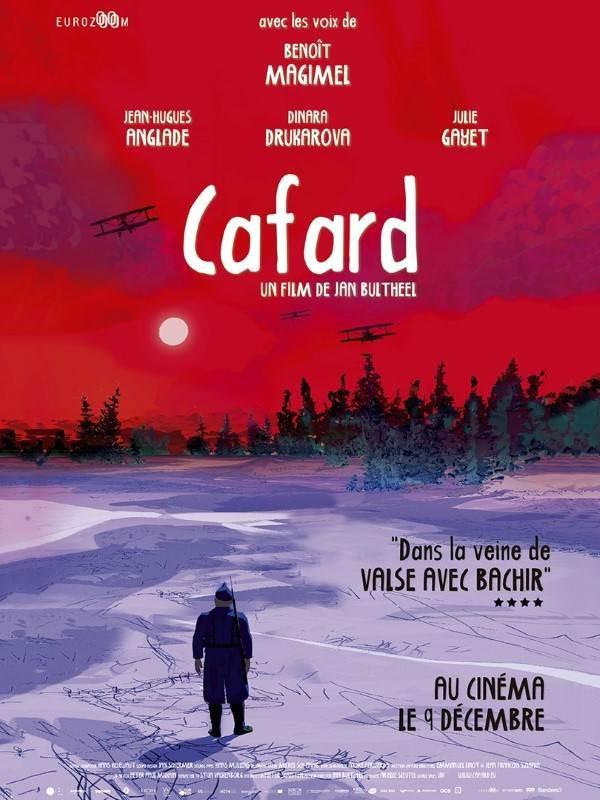 Cafard, Affiche