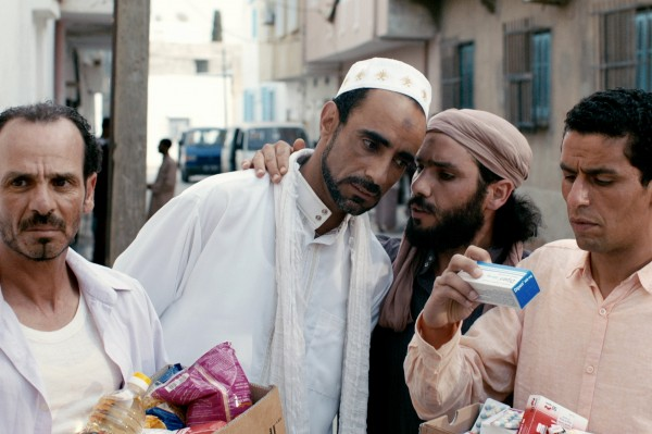Personnage, Abdelmonem Chouayet, personnage, Zied Ayadi