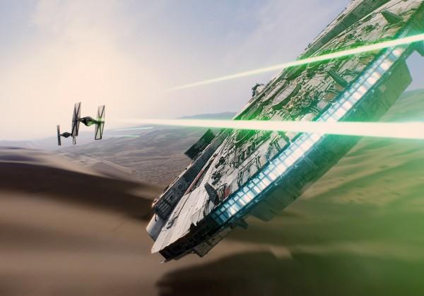 Star Wars Episode VII : le réveil de la force, extrait
