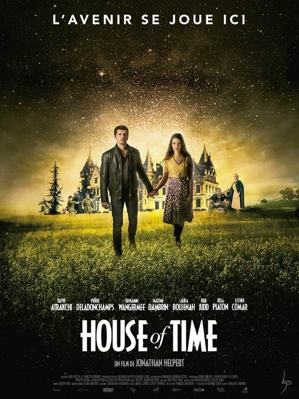 House of Time, Affiche