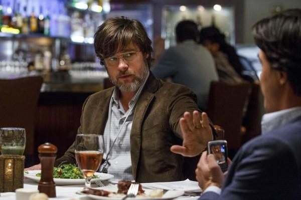 Brad Pitt, Christian Bale