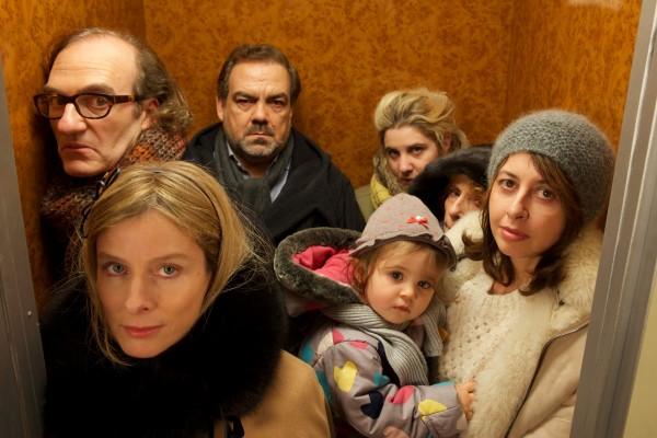 Michel Vuillermoz, Karin Viard, Didier Bourdon, Pauline Vaubaillon, personnage, Valérie Bonneton