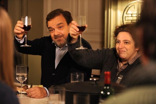 Didier Bourdon,  Sandra Zidani (Madeleine)