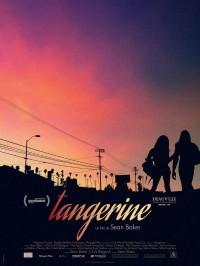 Tangerine, Affiche