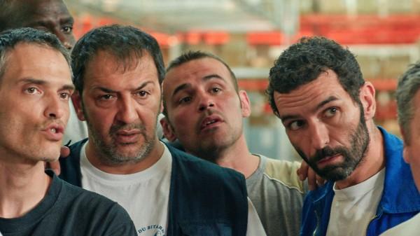 Vincent Martinez, Moussa Maaskri , Stéphane Rideau, Olivier Loustau