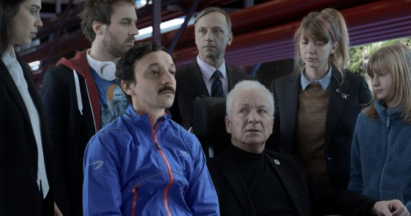 Alka Balbir, Antoine Gouy, Benoît Forgeard, Jean-Luc Vincent, Darius, Anne Steffens, personnage