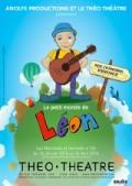 Le Petit monde de Léon - Nos chansons d'enfance : Affiche
