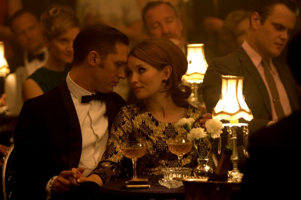 Tom Hardy, Emily Browning