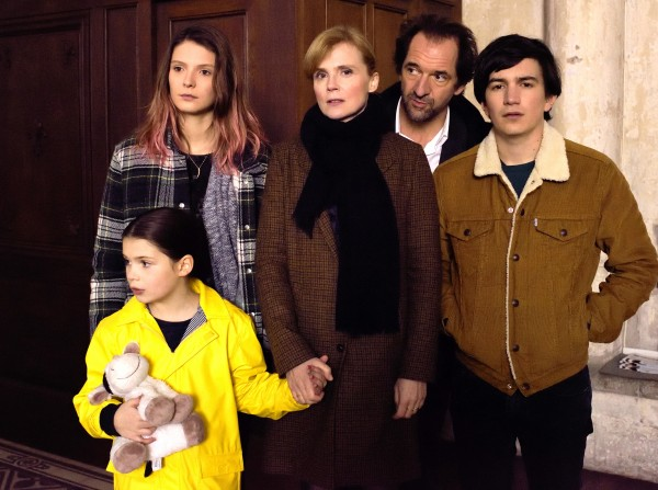 Aminthe Audiard (Prune Guilby), Joséphine Japy, Isabelle Carré, Stéphane De Groodt, Solal Forte