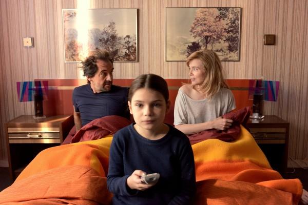 Stéphane De Groodt, Aminthe Audiard (Prune Guilby), Isabelle Carré