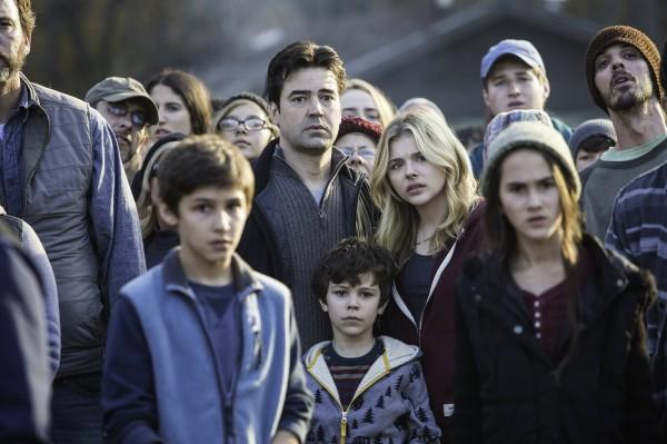 Personnages, Ron Livingston,  Zackary Arthur (Sammy Sullivan), Chloë Grace Moretz, personnages