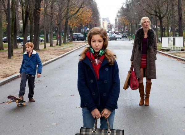 Mathieu Torloting (Clément), Carla Besnaïnou (Alexia), Sandrine Kiberlain
