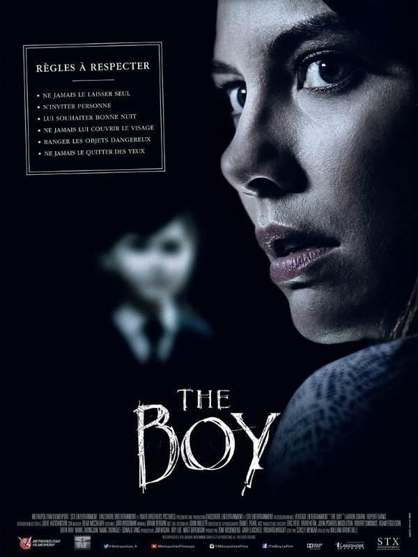 The Boy, Affiche