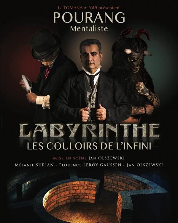 Pourang : Labyrinthe - Affiche