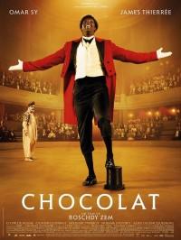 Chocolat, Affiche