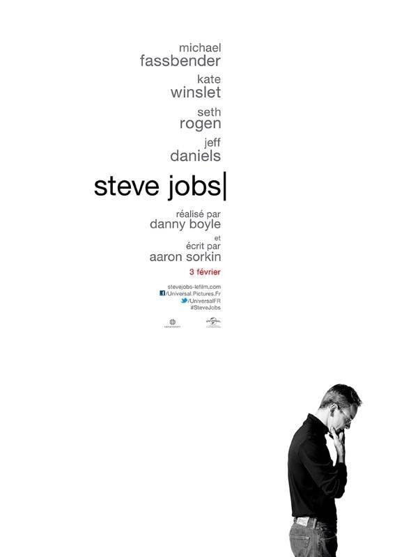 Steve Jobs, Affiche