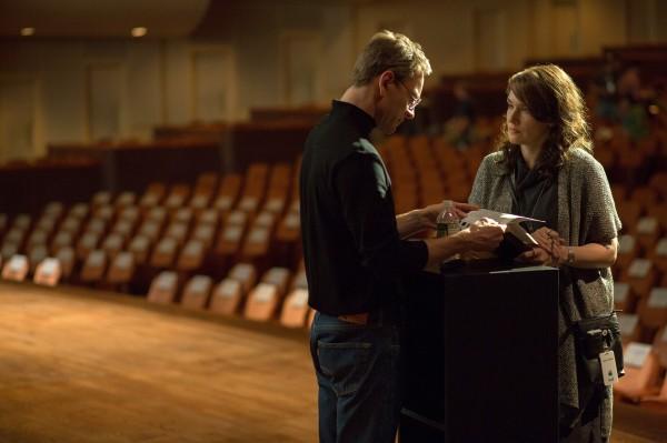 Michael Fassbender, Kate Winslet