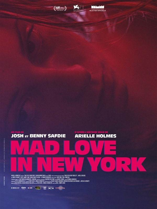 Mad Love in New York, Affiche
