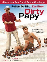 Dirty Papy, Affiche