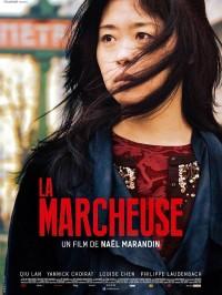 La Marcheuse, Affiche