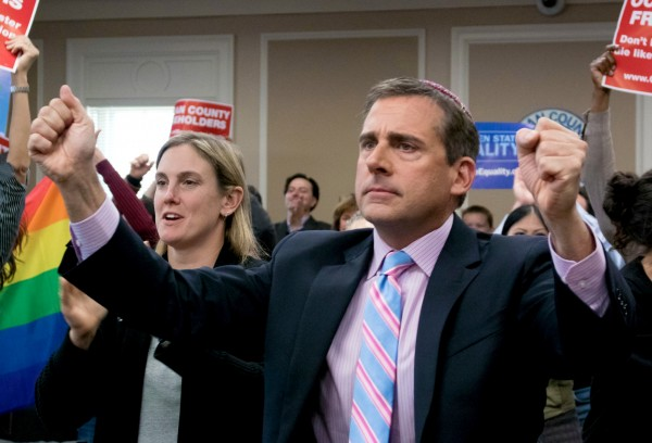 Personnage, Steve Carell