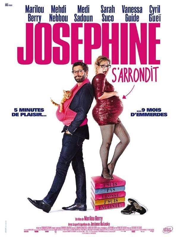 Joséphine s'arrondit, Affiche