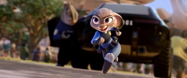 Lieutenant Judy Hopps