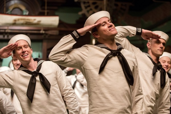 Personnage, Channing Tatum, personnage