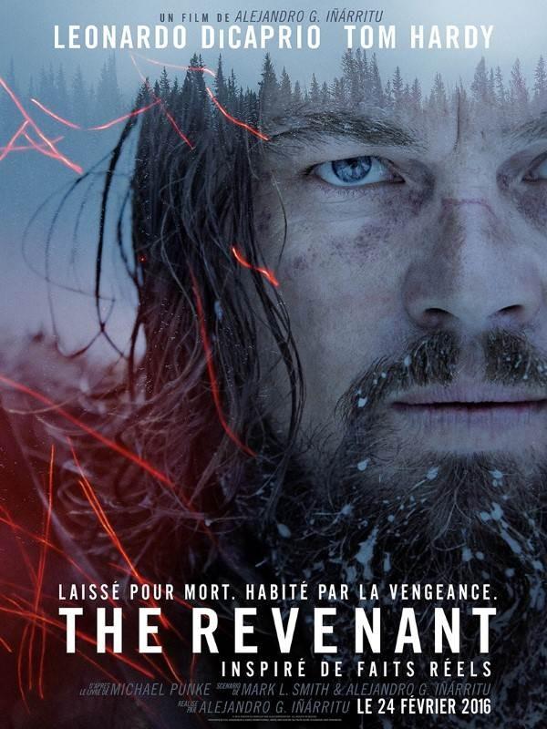 The Revenant, Affiche