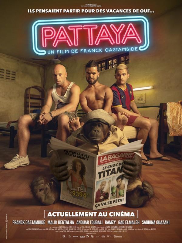 Pattaya : Affiche