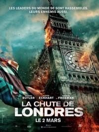 La Chute de Londres, Affiche