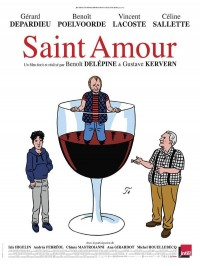 Saint Amour, Affiche
