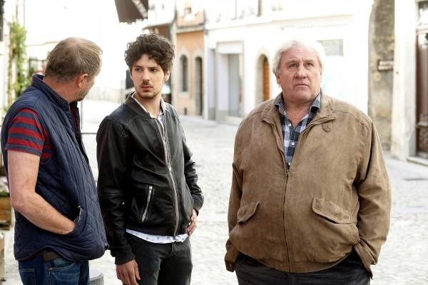 Benoît Poelvoorde, Vincent Lacoste, Gérard Depardieu