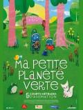 Ma petite planète verte, Affiche