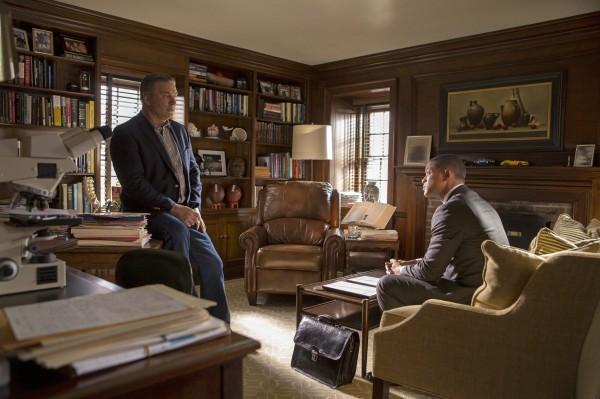 Alec Baldwin (Dr. Julian Bailes), Will Smith